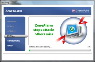 ZoneAlarm Free Firewall free download